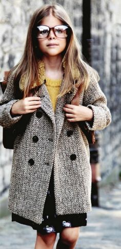 Little Girl - super  fashion  style  ✔BWC
