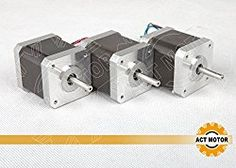 Act Motor GmbH Schrittmotor 0 42 NCM Stepper for sale online Industrial Electric, Stepper Motor, Electric Motor, 3d Printer, Cnc, Acting, Robot, Best Deals, Bipolar
