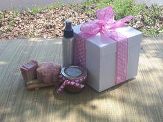 Mother's day gift set Sugar Scrub Bath Bomb Mini by LushSoapofGa