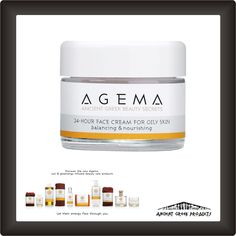 Face:Face Cream For Oily Skin 45ml  The mirror to your soul and feelings… Rejuvenate, utilize your hidden attributes, liven your expressions, release your luminance, get rid of clouds, exchange the old with the new, take care of your face with AGEMA.  Stage3. Moisturizing - Anti-ageing – Protecting – Illuminating. Refresh and moisturize yourself in a Natural and Energizing way.   24 - HOUR FACE CREAM FOR OILY SKIN Cream For Oily Skin, Greek Beauty, Face Face, Ageing, Vaseline, Beauty Secrets, Beauty Care, Anti Aging, Rid