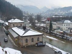 Salzwerk Berchtesgaden (Salt Mine)
