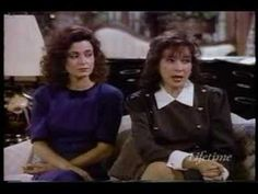 """This is the South, and we're proud of our crazy people. We don't hide them up in the attic, we bring 'em right down to the living room and show 'em off. No one in the South ever asks if you have crazy people in your family, they just ask which side they're on."" #DesigningWomen #1980s #video"