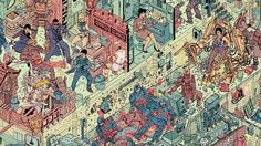 Can You Pick Out All the References in This Action-Packed Scifi Poster Mashup?