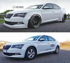 Škoda superb Custom Body Kits, Lamborghini Veneno, Skoda Fabia, Men Stuff, Modified Cars, Future Car, Custom Cars, Cars And Motorcycles, Cool Cars