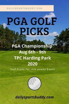 PGA Golf Picks and PGA Golf Preview for the 2020 PGA Championship at TPC Harding Park in San Francisco California. #golf #pgachampionship #golfpicks #golftips Golf Picks, Pga Tour Golf, Golf Pga, Fantasy Golf, Dublin Ohio, Golf Betting, Daily Fantasy