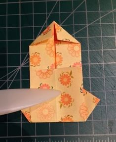 [종이접기] 복주머니 : 네이버 블로그 Origami, Tableware, Dinnerware, Tablewares, Origami Paper, Dishes, Place Settings, Origami Art