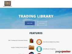 nice Largest Trading Library Online - Trading and Investment Books
