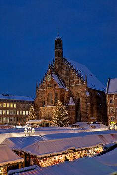 Nuremberg Christmas Market, Germany  WILL GO TO A CHRISTMAS MARKET IN GERMANY THIIISSSS YEAR!!!!