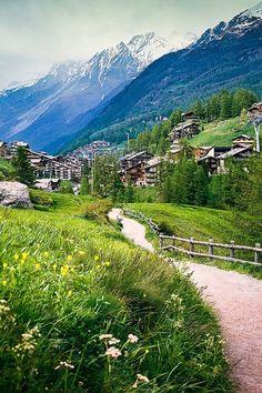 Zermat, Zwitserland