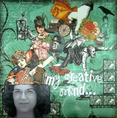 My Creative Mind, Steampunk Debutante, By Einat Kessler, Product by Graphic 45, photo 5