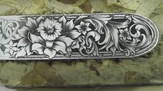The Engraver's Cafe - The World's Largest Hand Engraving Community - bracelet