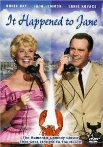 Widowed lobster woman takes on bully railroad tycoon with the help of scoutmaster lawyer. Doris Day at her best. :-)