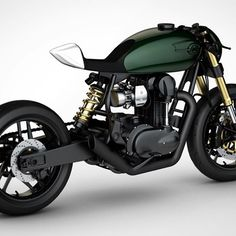 Inspiration for any Kawasaki W800 owners... another concept for the real build list, really neat little bike. #caferacer #caferacers #caferacerxxx #caferacerporn #caferacersociety #caferacerstyle #kawasaki #kawasakiw800 #w800 #dropmoto #returnofthecaferacers #caferacersofinstagram #caferacerworld