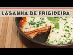 Lasanha de frigideira: opção para não usar o forno e se deliciar com o prato | Notícias e Receitas