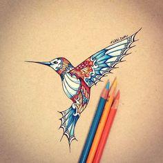 Hummingbird by Nikki Beth