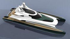 Sustainable Yachts, Luxury Superyacht, René van der Velden