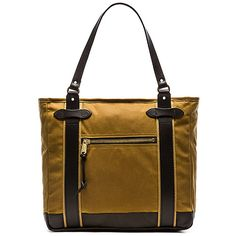 Filson Meridian Tote (19.595 RUB) ❤ liked on Polyvore featuring men's fashion, men's bags, handbags and mens tote bag