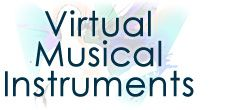 Using only your keyboard and mouse, have fun experimenting with these Virtual Musical Instruments. After arriving at this super simple, ad supported website, simply select the instrument you would like to play and follow the instructions.