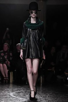Undercover Ready To Wear Fall Winter 2014 Paris - NOWFASHION