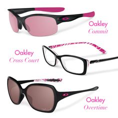 oakley breast cancer sunglasses for sale