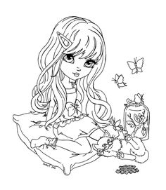Part of the PIN UP Cutie Pie This lineart is inspired by the beautiful DD of the lovely Her beautiful gallery is a must! When I saw this picture, I just felt in love with it. It was SOooo Cutie Pie...