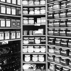 One of our wonderful regulars @mauramcgovern posted this beautiful photo of [a portion of] our herbs section. Though we've carried bulk herbs for nearly all of our 41 years in business this section has only recently become a customer favorite. We're proud to carry such a large selection of organic and wild crafted herbs and teas for all of your medicinal home and body care needs!! Thanks Maura for the photo. by cambridgenaturals October 19 2015 at 05:19AM