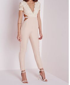 Pearl lace cutout jumpsuit #ootn #ootd #streetstyle #nyfw #spfw #mfw #pfw #lfw #fashionblogger #travelblogger #styleblogger #ilovefashionbloggers #blogger #fblogger #newyork #paris #milan #italy #london #russia #australia #moda #vogue #trends #style #fashion #look #stylish #fashionblog #trend #styleblog #fashionista #womenstyle #fashionpost #fashiontrends #outfit #dailylook #onlineshop #dailyfashion #musthave #visualdiary #fashiondiaries #jumpsuit