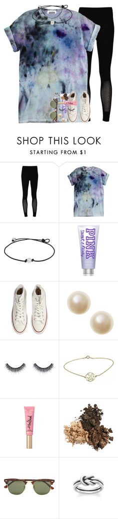 """hey baby, i think i wanna marry you"" by ellaswiftie13 ❤ liked on Polyvore featuring McQ by Alexander McQueen, Converse, Huda Beauty, Alison & Ivy, Ray-Ban and Avery"