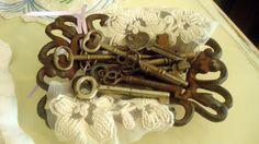 Old Keys ---  BittersweetPunkin