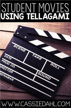 This free app is a great way to make quick video with your students. They can record up to 30 seconds of audio and save the videos to their device. Check out this blog post for a full tutorial!