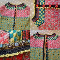 Færdig!! :-) Nu har Viola koftan ligget stille hele sommeren, men nu er den færdigmonteret! :-) #wiolakofteknitalong #wiolakofta #strik Women's Sweaters, Cardigans, Sweaters For Women, Mantel, Knitting Patterns, Cashmere, Kids, Inspiration, Shopping