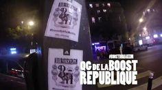 #boostbirhakeim - 20/09 - République on a quadrillé votre QG - Geoffroy Pinceloup©