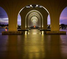 """""""Sunset Arch's"""" by Ken Wagner https://gurushots.com/Luckydog/photos?tc=2f714573798c4445d3810149174a9e47"""