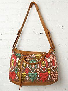 Layla Weekender in accessories-bags