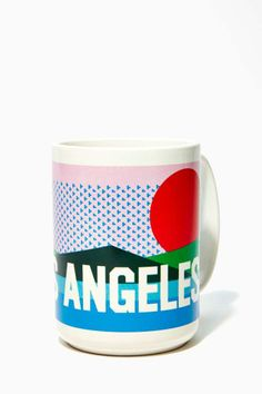 City of Angels Mug