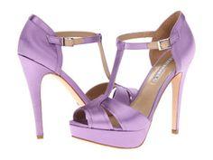 Our Ten Favorite Purple Wedding Shoes