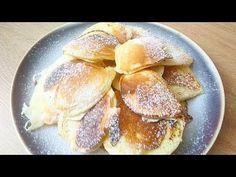 RACUCHY Z JABŁKIEM! BĘDZIESZ W SZOKU JAKIE PYSZNE! - YouTube French Toast, Pancakes, Good Food, Tasty, Baking, Breakfast, Recipes, Youtube, Polish