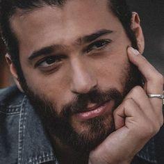 Handsome Men Quotes, Handsome Arab Men, Beautiful Women Quotes, Beautiful Men Faces, Gorgeous Men, Turkish Men, Turkish Actors, Strong Woman Tattoos, Spine Tattoos For Women