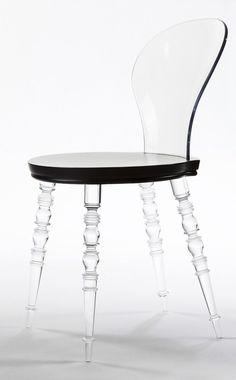 Marcel Wanders' Babel Chair (notion de pastiche, référence)