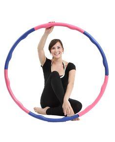 hula hoop pondéré SOFT ORIGINAL 1.2 kg - Hulahoopboutique.fr