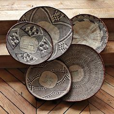 Traditional Tonga Baskets | west elm