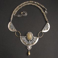 FIANN - Goldilocks necklace
