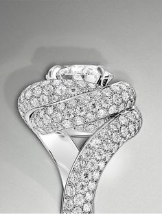 Rouge Cartier - Inspirations, Creations & News #jewelry #ring #diamond