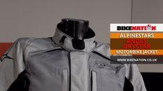 Alpinestars - Andes Drystar Jacket #Alpinestars #drystar #jacket #waterproof #bikenation