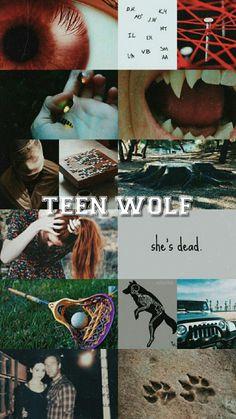 Teen Wolf - My Wallpaper Teen Wolf Stiles, Teen Wolf Stydia, Teen Wolf Cast, Teen Wolf Quotes, Teen Wolf Funny, Teen Wolf Memes, Wolf Wallpaper, Iphone Wallpaper, Jeff Davis Teen Wolf
