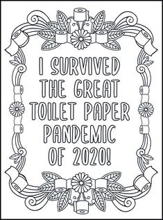 Relax and relieve your stress with these free printable swear word coloring pages for adults only! Print and color cuss word coloring pages! Detailed Coloring Pages, Love Coloring Pages, Printable Adult Coloring Pages, Coloring Sheets, Coloring Books, Coloring Stuff, Swear Word Coloring Book, Signs, Toilet Paper