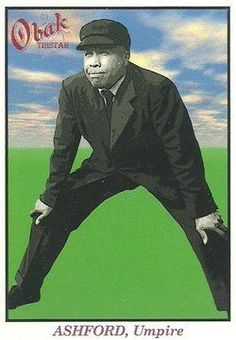 7bc6c14ccc4 February 20 Emmett Ashford becomes the first African-American umpire in  organized baseball
