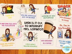 8 Super Creative Bitmoji Classroom Ideas for Teachers Want to use your bitmoji in the classroom? Get ideas here from teachers who have turned their bitmojis into fun ideas to encourage learning. 4th Grade Classroom, Classroom Rules, Classroom Setup, Google Classroom, Future Classroom, Classroom Organization, Year 3 Classroom Ideas, Snoopy Classroom, Organizing School