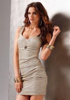 Laura Scott Kleid im Online Shop von Ackermann Versand Laura Scott, Bodycon Dress, My Style, Mini, Clothes, Polyester Material, Dresses, Silhouette, Fashion