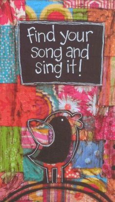 Find YOUR song!